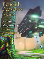 Beneath Ceaseless Skies Science-Fantasy Month 2 cover art